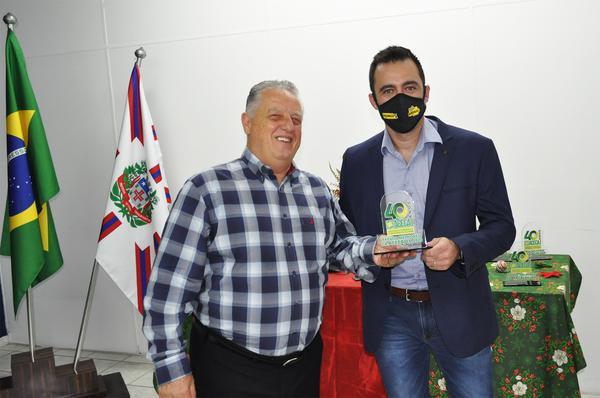 Premiação na ACECAJ de Cajamar