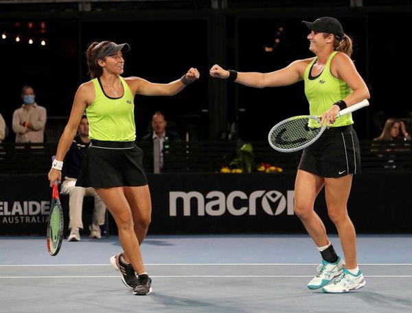 Luisa e Hayley garantiram segunda final da temporada