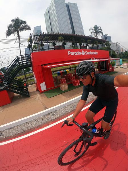 Mario Roma, fundador da Brasil Ride (Divulgação)