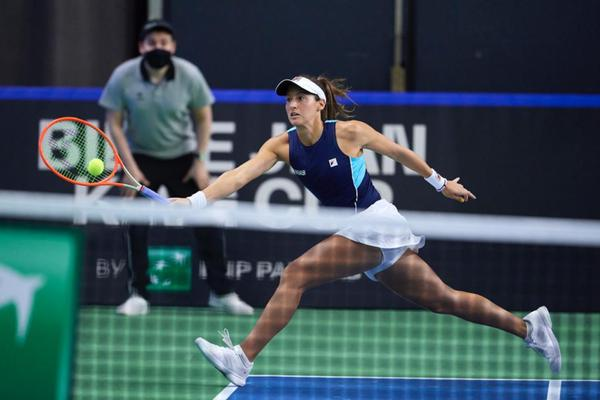 Luisa inicia na Alemanha a gira dos torneios de saibro