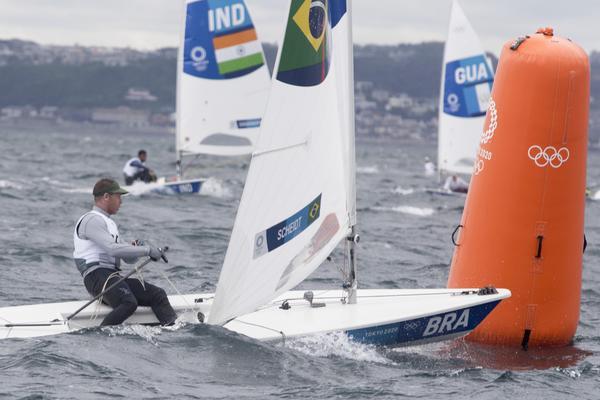 Scheidt disputa a sétima olimpíada