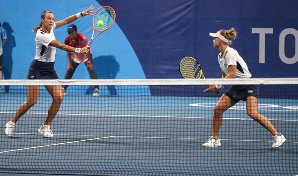 Luisa e Laura, maior campanha do tênis feminino