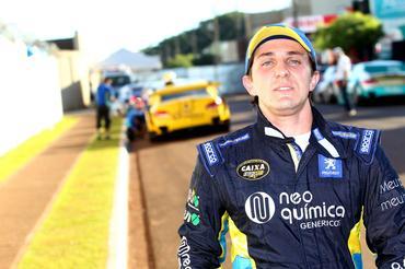 Denis ficou satisfeito com as últimas corridas