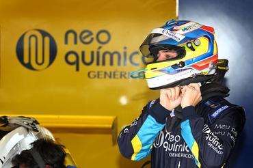Denis em Londrina pela Stock Car