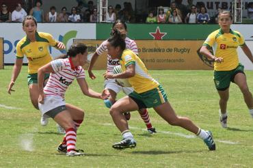 Seleção Brasileira em ação