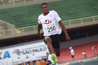 Bruno Valério conquistou índice para o Mundial Juvenil