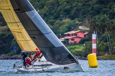 Orson, do Yacht Club de Ilhabela