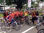Grupo Pedal Sem Rumo (Divulgação)