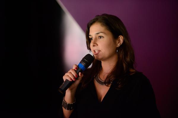 Silvia Gonçalves, coordenadora do Cidades do Esporte