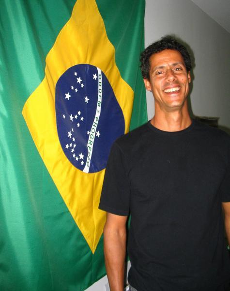Ricardo Vidal representará a Atletas pelo Brasil no evento