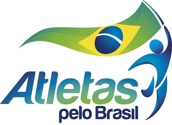 Logo da Atletas pelo Brasil