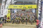 Largada da Brasil Ride (Christian Correa / Brasil Ride)