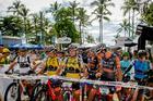 Largada em Arraial d'Ajuda (Armin Kuestenbrueck / Brasil Ride)