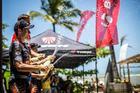 Pódio Open da etapa (Fabio Piva / Brasil Ride)