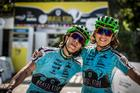 Dupla vencedora da American Women (Fabio Piva / Brasil Ride)