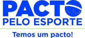 Logo do Pacto pelo Esporte