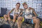 Mario Veríssimo e Kennedi Sampaio (Fabio Piva / Brasil Ride)