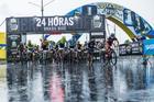 Largada do treinamento (Alexandre Cappi / Brasil Ride)