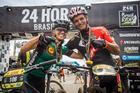 Eliane e Carlos Henrique (Fabio Piva / Brasil Ride)