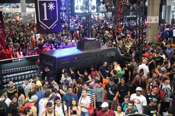 Expo reuniu 60 mil pessoas em 2017