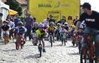 Disputa da Kids Bike Race no Festival (Divulgação)