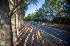 Prova teve percurso de cerca de 70 km (Wladimir Togumi / Brasil Ride)