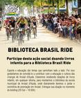 Cartaz de divulgação do Biblioteca Brasil Ride (Divulgação / Brasil Ride)