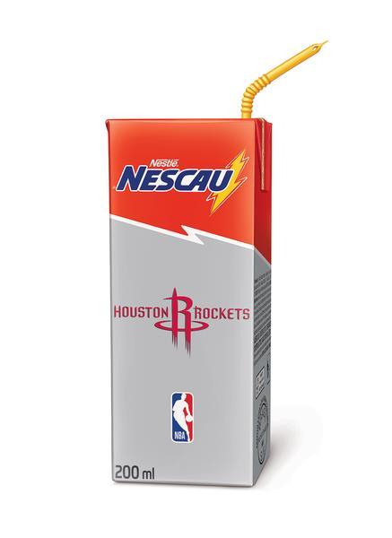 NESCAU® lança edição especial de latas colecionáveis com times da NBA 0e0e989f1a6