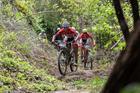 Alexey Medvedev e Francesco Failli (Marcelo Rypl / Brasil Ride)