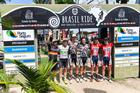 Pódio da elite masculina (Marcelo Rypl / Brasil Ride)