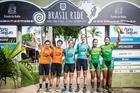 Pódio da elite feminina (Fabio Piva / Brasil Ride)