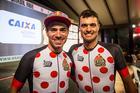 Henrique Avancini e Lucas Gomes vencedores do Desafio da Red Bull (Fabio Piva / Brasil Ride)