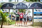 Pódio masculino (Fabio Piva / Brasil Ride)