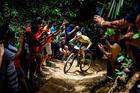 Avancini, forte na subida (Fabio Piva / Brasil Ride)
