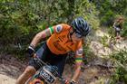 Sandra Santaynes, campeã da sexta etapa (Wladimir Togumi / Brasil Ride)