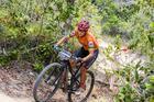 A espanhola Anna Ramirez é uma das líderes (Wladimir Togumi / Brasil Ride)