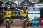 Chegada dos campeões (Fabio Piva / Brasil Ride)