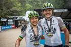 Sherman e Lukas, campeões das Américas (Fabio Piva / Brasil Ride)