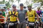 Avancini, Mario Roma e Fumic (Fabio Piva / Brasil Ride)
