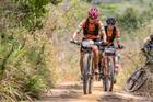 As espanholas Anna e Sandra (Wladimir Togumi / Brasil Ride)